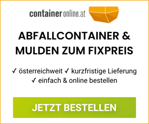 Abfallcontainer & Mulden Service - containeronline.at